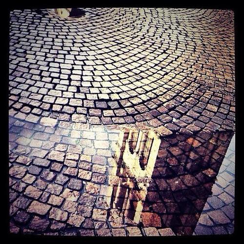 #Ferrara #details - #reflections - #igersFerrara #ig_ferrara #turismoferrara #turismoer #comunediferrara (#luckyshot)