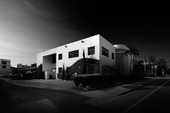 2nd Street (Dennis_Ramos) Tags: streetscape building architecture fineart blackandwhite photography dennisramos sarasota florida