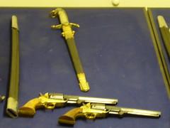 HMS Warrior, swords and guns (alanaplin) Tags: hmswarrior