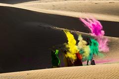D6-05_MG_2384.jpg (Murali Santhanam) Tags: sanddunes colors khuri jaisalmer rangoli