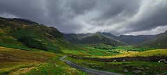 Greater Langdale Valley (Barry.Turner.Photography) Tags: cumbria lake district uk england sony a65 sigma1020mm landscape sigma outdoor serene grass grassland field mountain barry turner wide angle greater langdale mountains mountainside valley green beck river 18250mm hill plant foothill