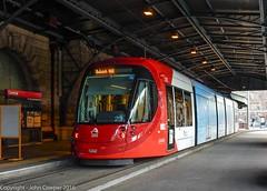 Sydney Light Rail - LRV2123 stands at  Railway Colonnade (john cowper) Tags: sydneylightrail centralrailwaystation railwaycolonnade lrv2123 transportfornsw heritage sydney newsouthwales