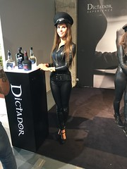 Htesse Dictator - Whisky live 2016  Paris (stefff13) Tags: htesse whisky live 2016 paris femme fille girl woman hostess