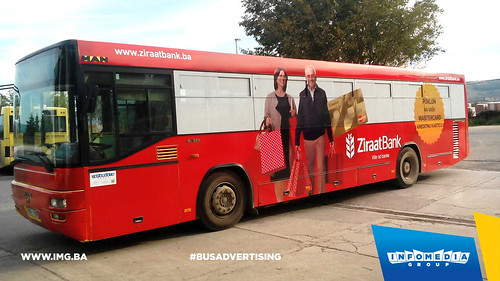 Info Media Group - Ziraat Bank, BUS Outdoor Advertising, Banja Luka 08-2016 (8)