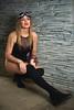 Gotham *Catwoman* (marianomontesanoph) Tags: julienewmar catwoman gotham marianomontesanocom marianomontesanofotografo marianomontesano silvichic silvinastuth gothamcity ciudadgotica gatubela black leather glasses catwomanglasses motoglasses motorbike