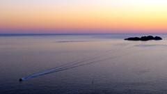 Mar infinito (Miradortigre) Tags: sea mediterraneo mediterranean sunset atardecer