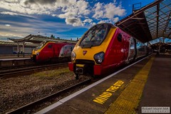 ChesterRailStation2016.09.22-3 (Robert Mann MA Photography) Tags: chesterrailstation chesterstation chester cheshire chestercitycentre trainstation station trainstations railstation railstations arrivatrainswales class175 class150 virgintrains class221 supervoyager class221supervoyager merseyrail class507 city cities citycentre architecture nightscape nightscapes 2016 autumn thursday 22ndseptember2016 trains train railway railways railwaystation