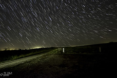 StarTrails (JLDMphoto) Tags: stars startrails night dirtroad astrophotography nikon d7200 14mm f28 outdoor sky art light