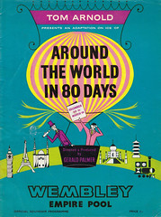 Around the World in 80 Days 1963 Wembley Ice Show