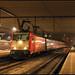 20121207 HSA 186 115 met Fyra naar Amsterdam