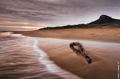 Punta Seca, Calblanque. (Carlos J. Teruel) Tags: sunset mar nikon mediterraneo tokina murcia cielo nubes cartagena reflejos marinas d300 filtros calblanque hitechfilter xaviersam singhraydarylbensonnd3revgrad carlosjteruel polarizadorlee105