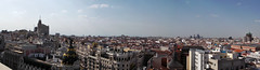 Madrid, Spain (elsieisacloud) Tags: madrid city summer panorama espaa rooftop skyline architecture fun spain rooftops culture adventure espana spanish