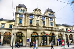 Winterthur Hauptbahnhof (Main Trainstation) - Switzerland (mbell1975) Tags: station train schweiz switzerland suisse metro swiss main railway bahnhof railwaystation hauptbahnhof trainstation sbahn bahn railways schweizer hof winterthur cantonofzurich winterthour ilobsterit