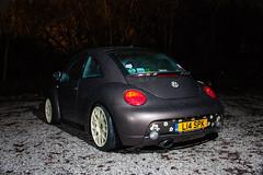 Yatsys Beetle (Anthony Seed) Tags: longexposure vw canon volkswagen eos beetle 500d unphased watercooled decembermeet theboatyardinn