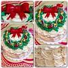Mini Cake !!! Celebra tus Navidades con una rica mini cake de #sweetcakesstore #sweetcakesve #lecheria #puertolacruz #barcelona #venezuela #bakery #cupcakery #yummy #lovecakes #cute #christmas #delicious #roses ISweetCakesStore (Sweet Cakes Store) Tags: cakes square de navidad cupcakes yummy y venezuela tienda cupcake squareformat tortas lecheria sweetcakes ponques iphoneography instagramapp uploaded:by=instagram sweetcakesstore sweetcakesve