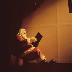 *Santa claus is coming tonight (fangchun15) Tags: 120 6x6 film japan kodak hasselblad merrychristmas yamanashi portra400