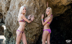 Pretty Twin Sister Bikini Swimsuit Model Goddesses (45SURF Hero's Odyssey Mythology Landscapes & Godde) Tags: pictures california girls sea portrait woman sun hot sexy beach girl beautiful beauty fashion cali lens ed photography los model sand women pretty surf photoshoot image zoom angeles photos pics d sandy picture lifestyle images full bikini journey ii resolution mp nikkor 36 swimsuit 800 mythology vr swimsuits afs bikinis heros d800 70200mm f28g 45surf