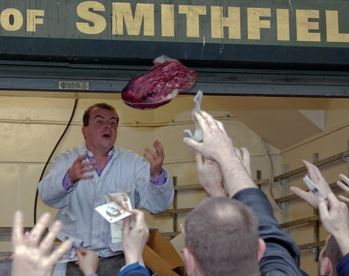 Smithfield Christmas Eve auction