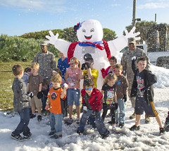 Holiday Party (Official U.S. Air Force) Tags: christmas winter holiday seasons force florida military air patrick 45 fl greetings airforce usaf afb departmentofdefense spacewing