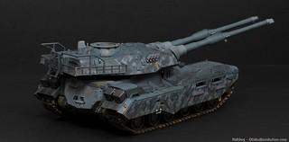 M61A5 Semovente - FIN 8 by Judson Weinsheimer