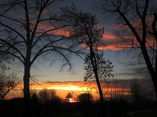 Sunset /esthajnal