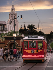 "Red Car Trolley | Buena Vista Street - California Adventure • <a style=""font-size:0.8em;"" href=""http://www.flickr.com/photos/85864407@N08/8339235217/"" target=""_blank"">View on Flickr</a>"