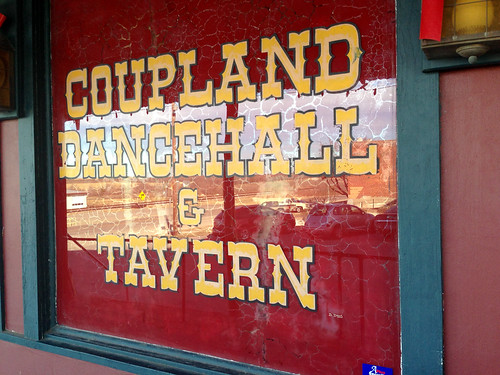 Coupland Inn and Dancehall