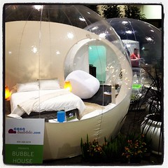 Bubble home at Dwell on Design 2012 (Yahoo! Homes) Tags: dod2012 dwellondesign2012