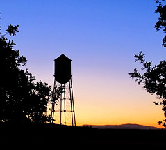 January 3 (ruth beaugh) Tags: watertower chino 3652013shootfirstaskquestionslater
