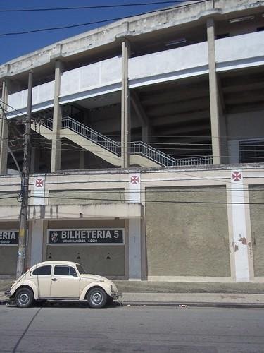 Estádio São Januário, soccor team Vasco de Gama's stadium