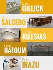 artistas de la exposición 'Arquitectura Habitada'