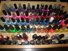 I love my nail polishes <3 (Suki Melody) Tags: nyc pink blue light red wild orange baby black hot color green wet colors beauty yellow set glitter club dark gold rainbow colorful neon shine purple turquoise maroon nail navy n lavender mint lot blues polish collection nails pastels huge blacks icing oranges yellows reds sparkly loreal pinks glitters purples silvers manicures ulta polishes