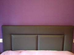 Cabecero de cliente Ref. 136 negro (cabecerosdecama) Tags: cama habitación muebles dormitorio complementos decoración interiorismo cabecero cabezal tapizado