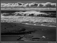 IMGP5795 (Schleiermacher) Tags: ocean california beach landscape coast pacific pentax cambria k5 clearingstorm crashingwave da70 pentaxart