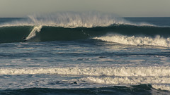 January, 2013, Ocean Beach, San Francisco, California (Olesia P.) Tags: ocean sanfrancisco california morning winter beach america surf pacific surfer january wave surfing pacificocean oceanbeach californiawinter mavericks 2013 18250 sonyalpha55