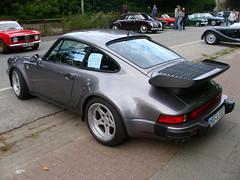 Porsche 911 Turbo I Typ G 930 1985 (Zappadong) Tags: auto classic cars car conversion g hamburg 911 voiture turbo coche porsche classics oldtimer autos oldies 1985 930 2012 ruf btr youngtimer typ klassiker stadler i oldtimertreffen stadtparkrevival zappadong