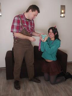 Aoi Sora Cosplay Party 2 - Le Loft - Marseille - 2013-01-27- P1540221