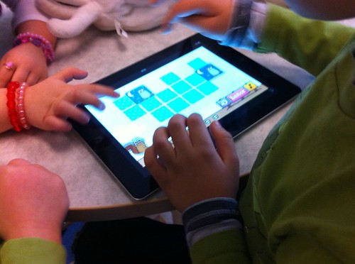 iPad_children_hands by lottech, on Flickr