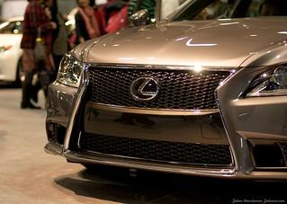 2013 Washington Auto Show - Lower Concourse - Lexus 12 by Judson Weinsheimer