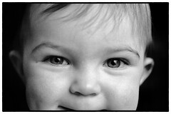 DSC_0031-silver-efex-web (Aurlien Dsert) Tags: portrait blackandwhite bw digital child noiretblanc nikond70s nb niksoftware siverefex nikkor250ai