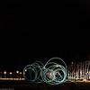 Probando esto del lightpainting... (Perluti) Tags: light lightpainting luz night noche nikon flickr euskadi vitoria gasteiz araba vitoriagasteiz argia álava gaua d3000 perluti mikelaguirre