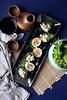 IMG_0002 (Olives for Dinner) Tags: sushi mushrooms vegan sushiroll enoki enokimushroom vegansushi