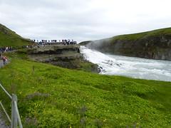 P1870426 Gullfoss waterfall  (32) (archaeologist_d) Tags: waterfall iceland gullfoss gullfosswaterfall