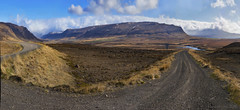 15 amazing days on the road (lunaryuna) Tags: voyage road travel sky panorama mountains clouds landscape iceland journey fjord lunaryuna cloudscape quovadis westfjords
