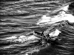 Boat (MrsX 2004) Tags: snapseed atlanticcity boat