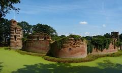 Ruins of Batenburg castle (joeke pieters) Tags: 1280791 panasonicdmcfz150 batenburg kasteel castle rune ruins gelderland nederland netherlands holland