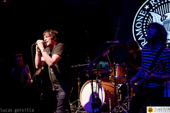 Richie Ramone (Lucas Gervilla) Tags: richie ramone ramones punk rock so paulo live