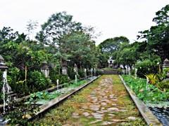 Sitio Remedios (diamonds_in_the_soles_of_her_shoes) Tags: sitioremedios ilocosnorte teampilipinas garden fountain