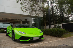 Huracn LP610-4 (Andre.Siloto) Tags: lamborghini bull toro touro huracn lp6104 lp610 lp 6104 610 verde mantis green v10 coupe so paulo sp nikon d3200 exotic car ctbaexotics