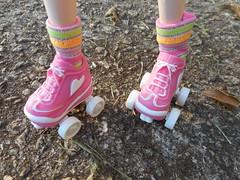 Tiny little perfect skates <3